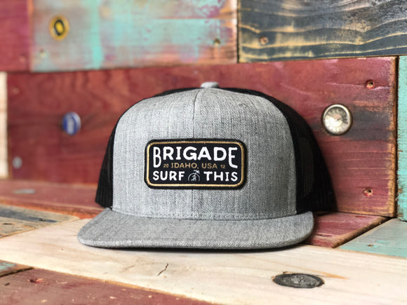 The Classic EST. 2012 Brigade Hat