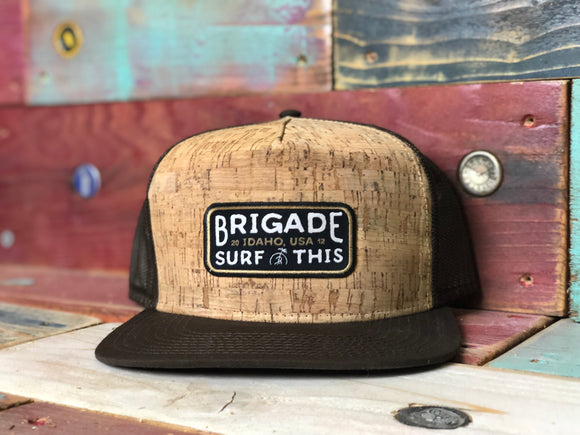 The Brown Cork Classic EST. 2012 Brigade Hat