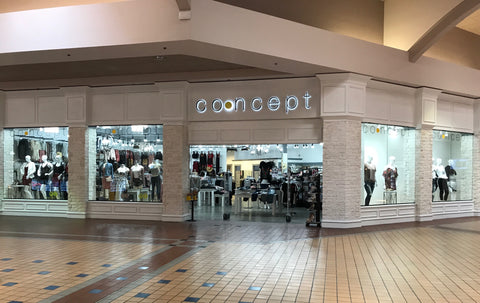 Concept Apparel Columbia Center Mall