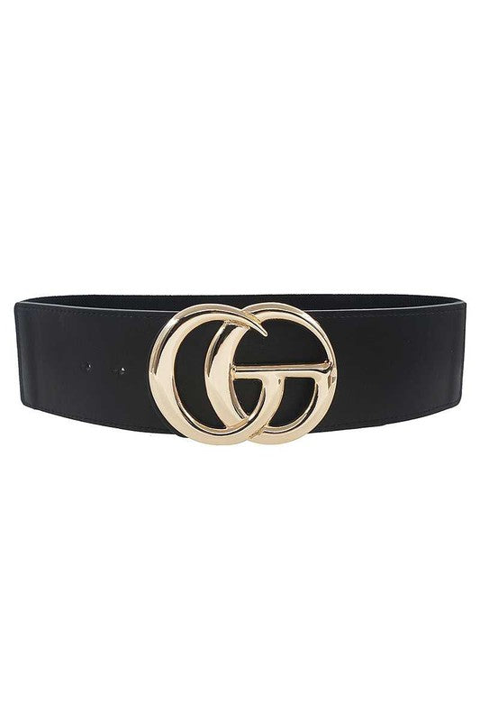 Large GO Centre Buckle Belt PLUS