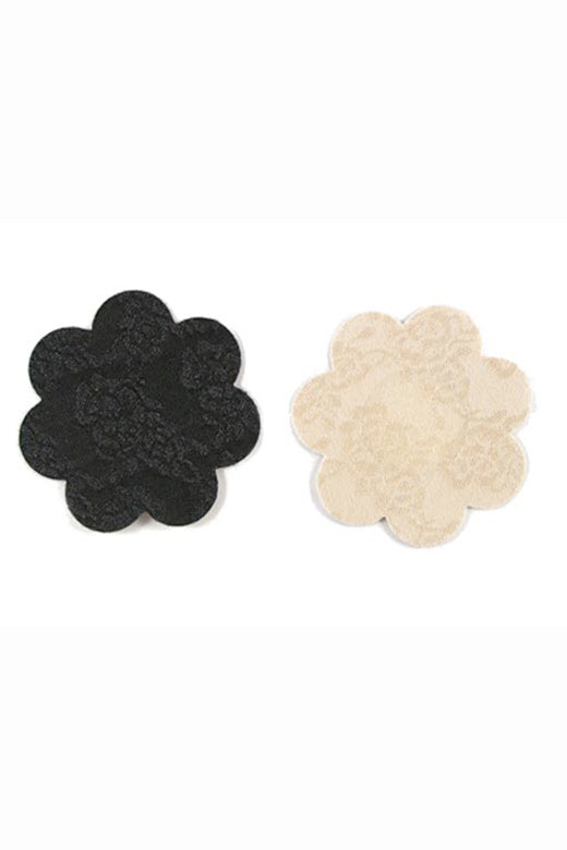 3 Pair Lace Nipple Covers