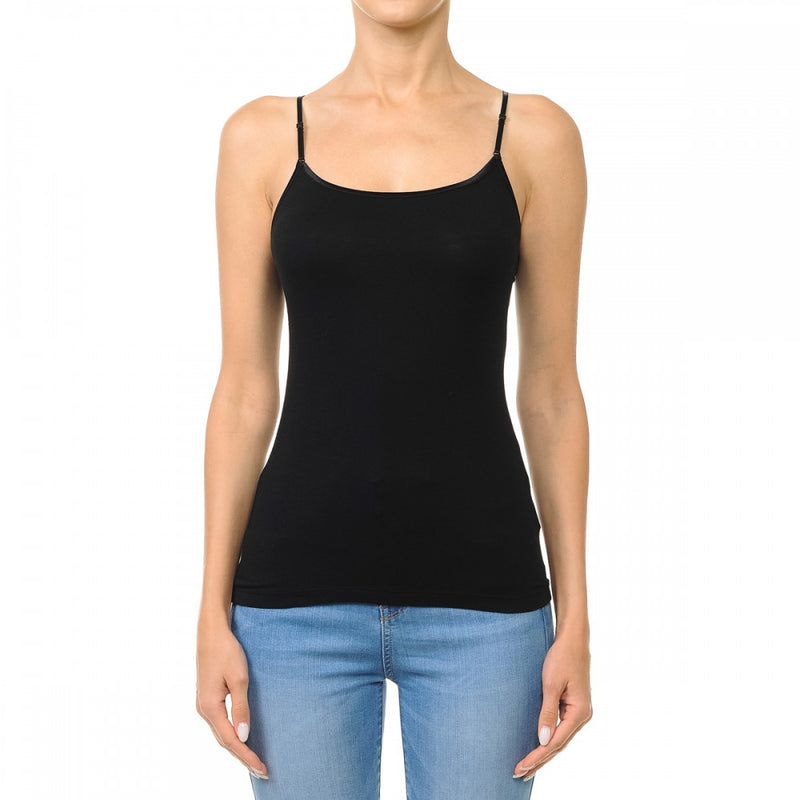 Basic Strap Camisole Top