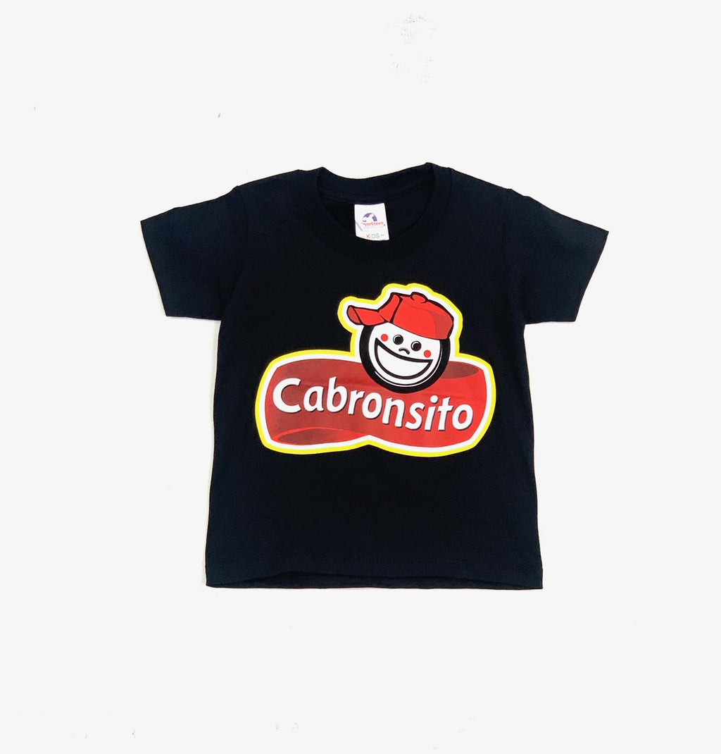 Cabronsito Logo Graphic Tee