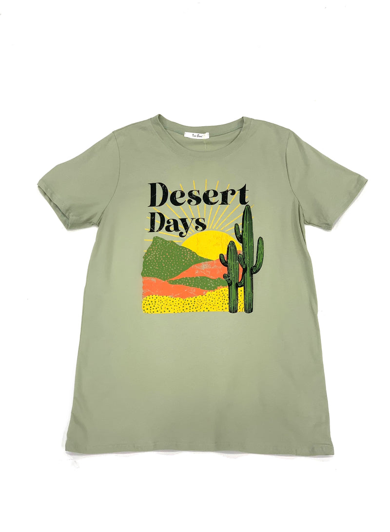 Desert Days Horizon T-Shirt