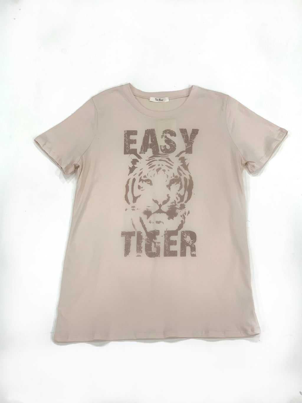 Easy Tiger Face T-Shirt
