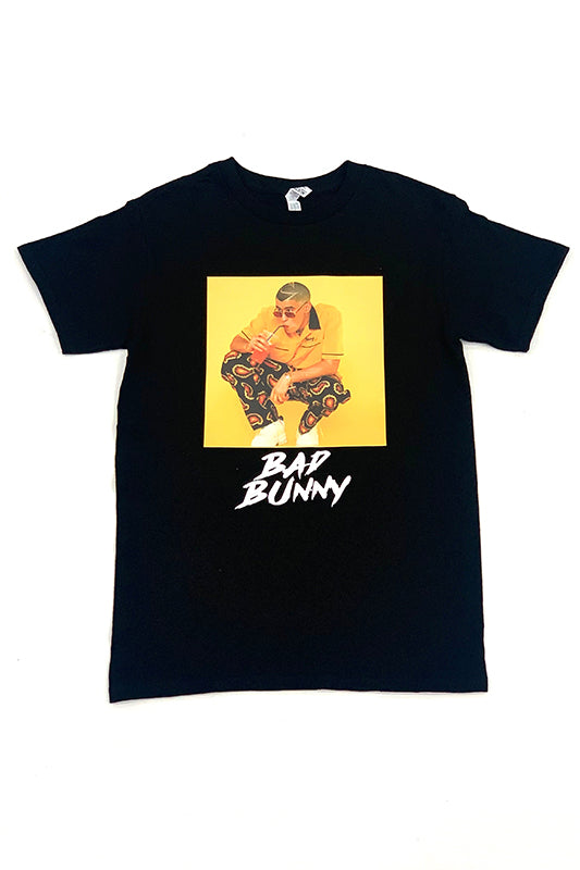 Bad Bunny Aqua Fresca Graphic T-Shirt