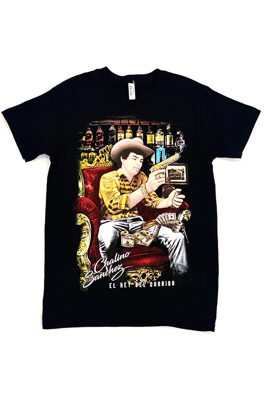 Chalino Sanchez Graphic T-Shirt