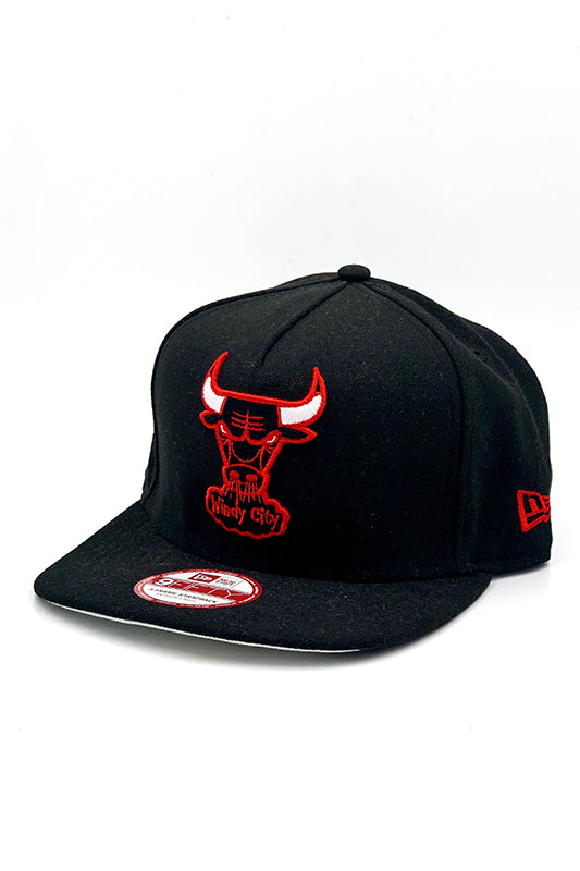 Chicago Bulls Windy City Snapback