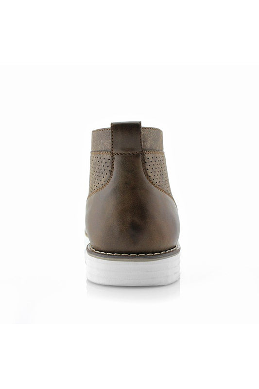 Perforated Desert Boot