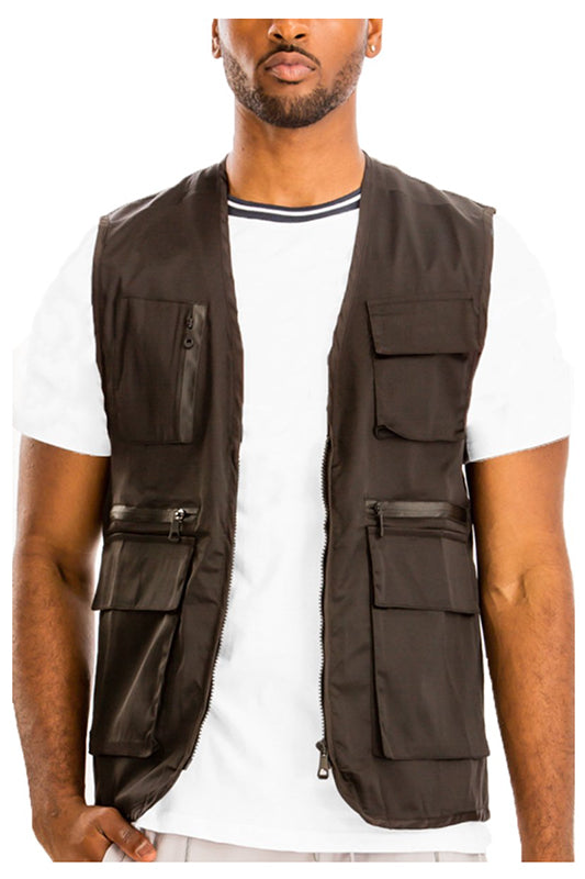 V-Neck Tactical Vest