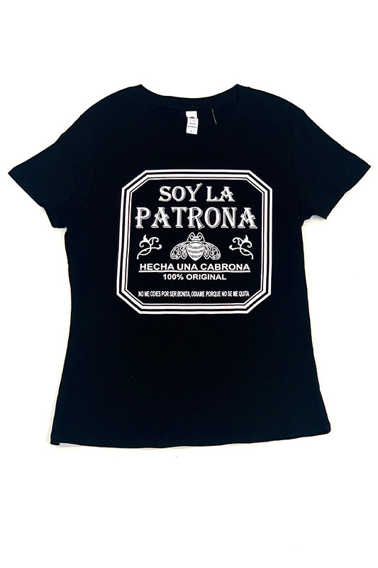 Soy La Patrona Graphic T-Shirt