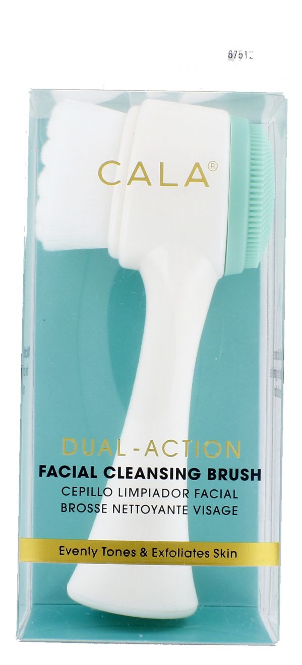 Dual Action Facial Cleansing Brush