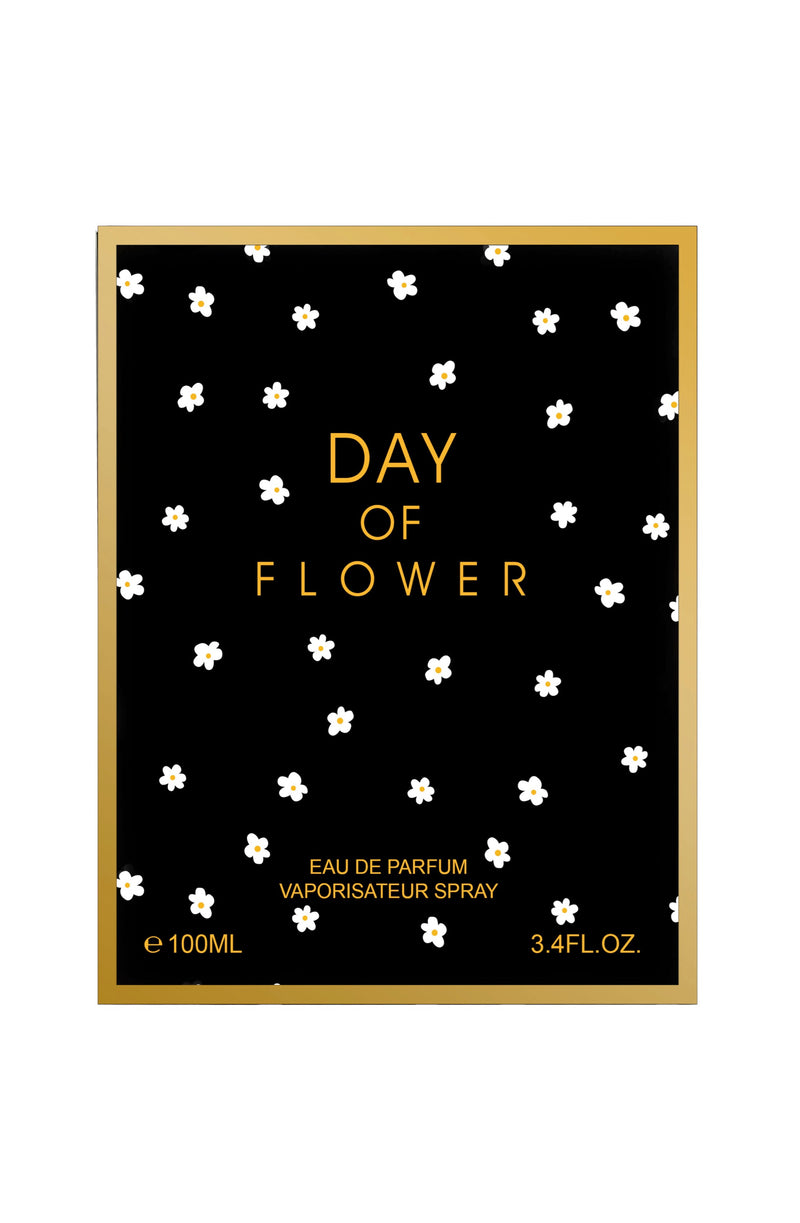 Day of Flower Perfume Box