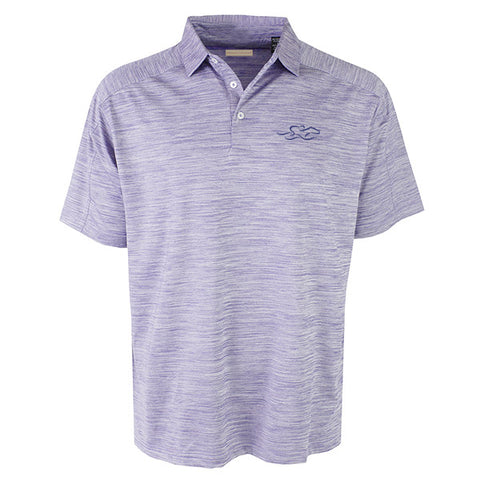 Hole In One Polo-Lavender