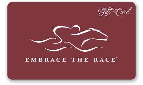 EMBRACE THE RACE Gift Card