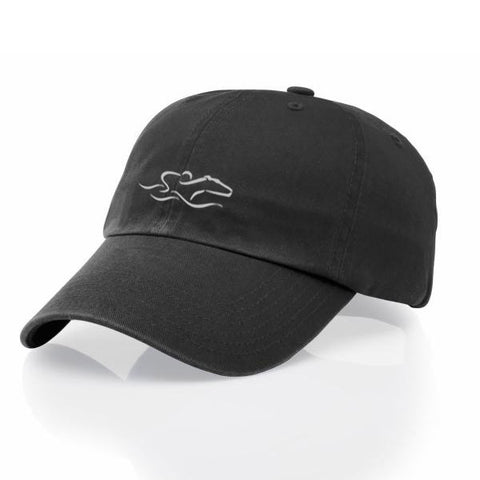 EMBRACE THE RACE® Original Relaxed Fit Hat - Black