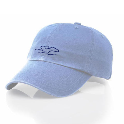 EMBRACE THE RACE® Original Relaxed Fit Hat - Columbia Blue