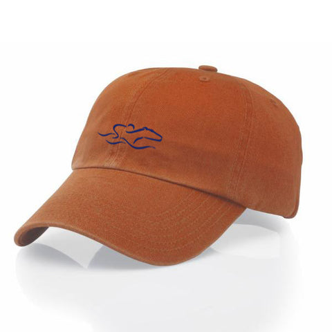 EMBRACE THE RACE® Original Relaxed Fit Hat - Mango Orange