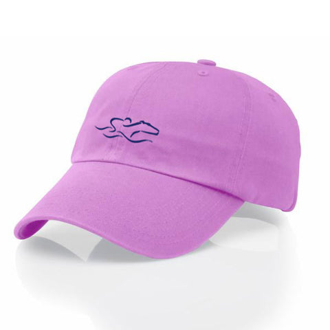 EMBRACE THE RACE® Original Relaxed Fit Hat - Soft Pink