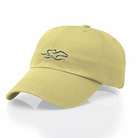 EMBRACE THE RACE® Original Relaxed Fit Hat - Soft Yellow