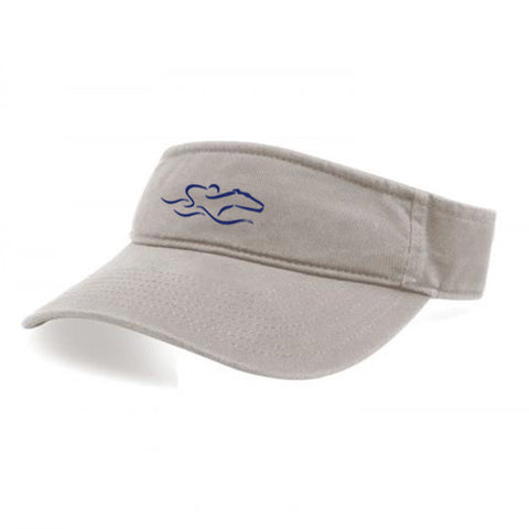 EMBRACE THE RACE® Original Visor - Stone