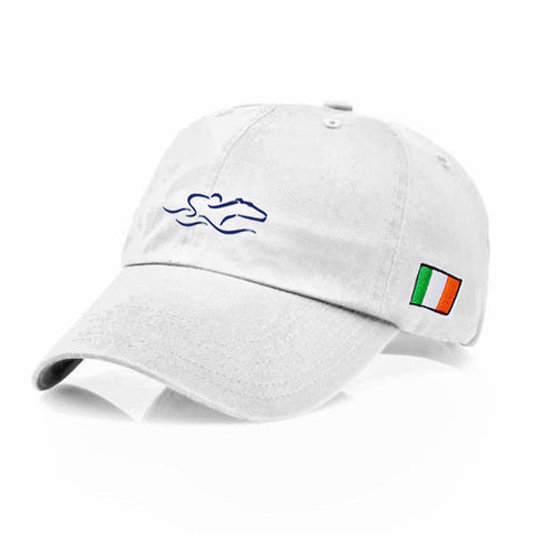 EMBRACE THE RACE® Proud Irish Hat - White