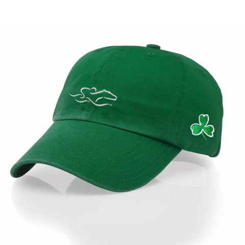 EMBRACE THE RACE® St. Patty's Shamrock Hat - Green