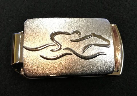 Signature Money & Card Clip