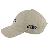 Toddler EMBRACE THE RACE® Stretch Fit Hat - Stone
