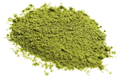 Organic Green Horn kratom powder
