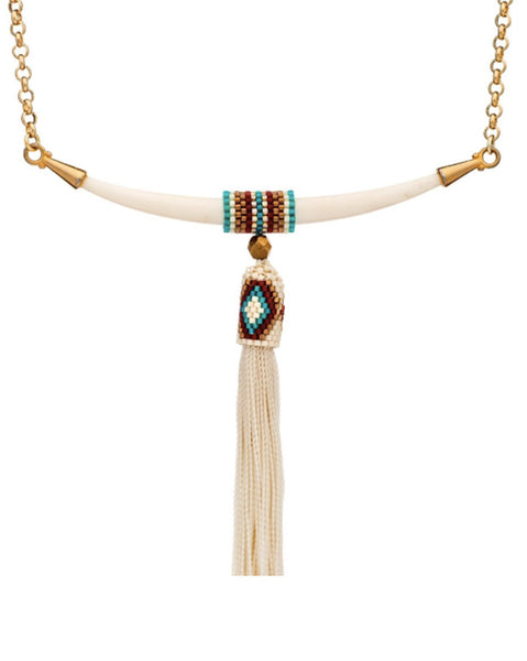 Azuni Rafaela Necklace in Navajo