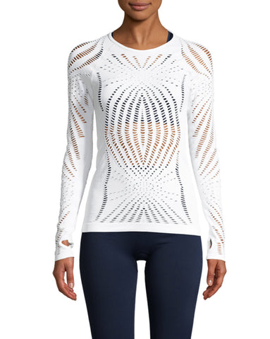 Casall Open Structure Long Sleeve