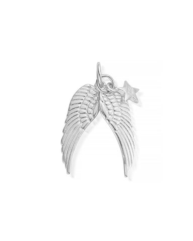 ChloBo Medium Wing Duo Pendant