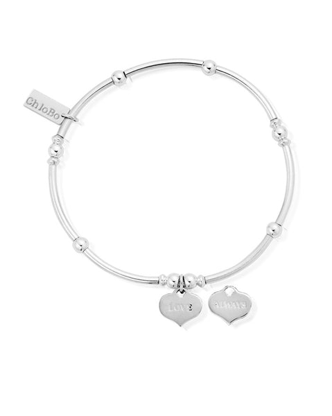ChloBo Mini Noodle Ball Love Always Bracelet
