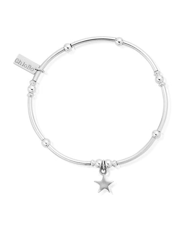 ChloBo Mini Noodle Ball Star Bracelet