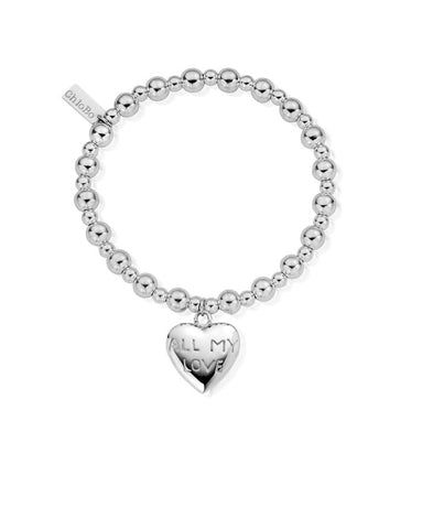 ChloBo Mini Small Ball All My Love Bracelet