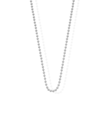 ChloBo Silver Ball Chain