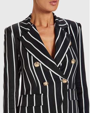 Forever Unique Cara Military Blazer