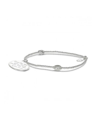 Joy Jewellery Bamba Live the Life Bracelet