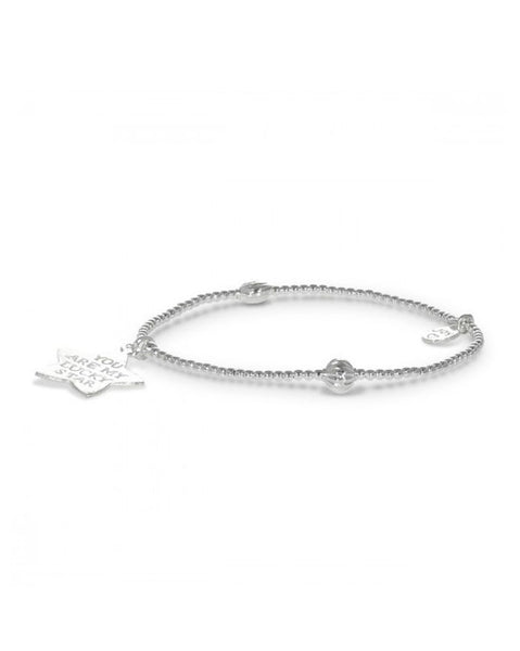 Joy Jewellery Bamba Lucky Star Bracelet