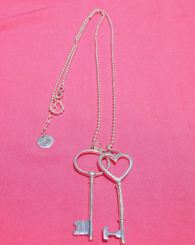 Joy Jewellery Lolita Key to My Heart Necklace