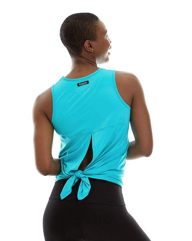K Deer Hero Tank in Aqua