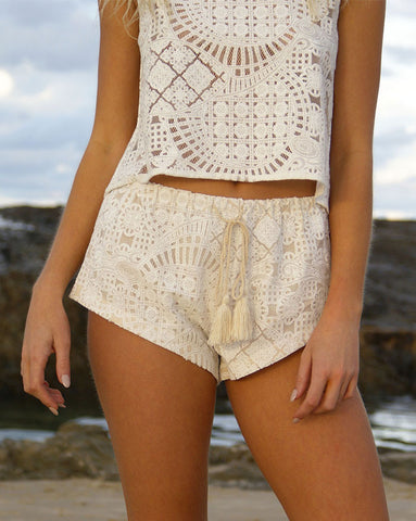 Le Salty Label Sahara Luxe Shorts