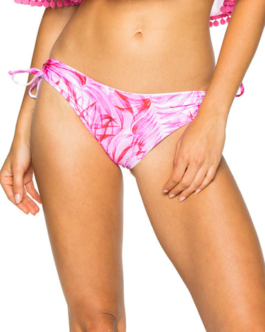 Luli Fama Bamboleo Drawstring Side Full Bottom