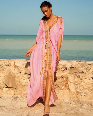 Miss June Santorini Kaftan