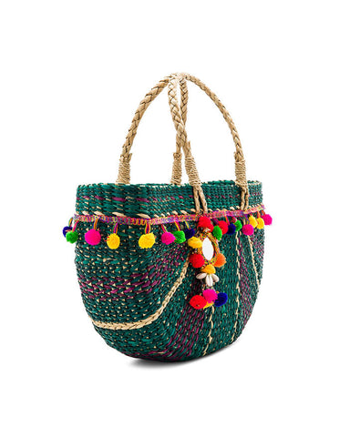 Pitusa Half Moon Beach Bag