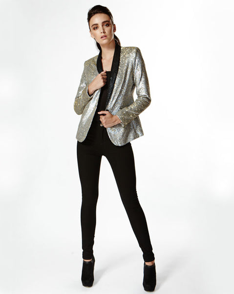 Prey of London Sequin Jacket