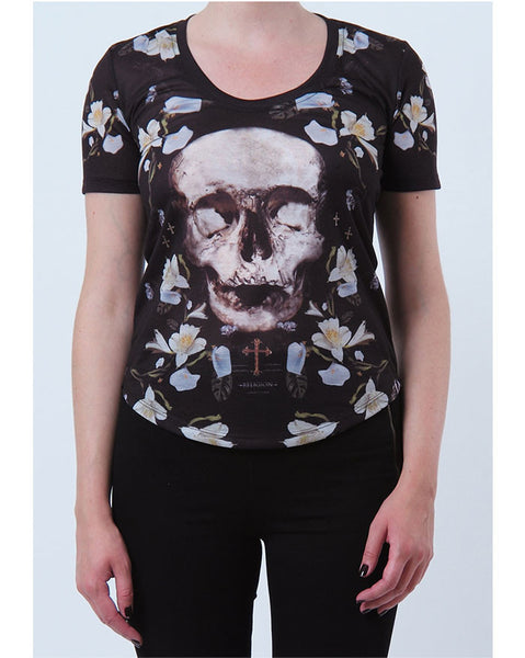 Religion Clothing Blossom Top