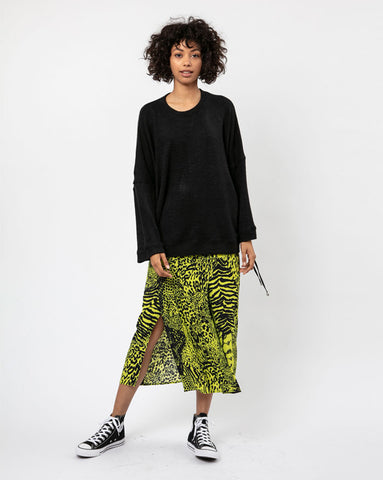Religion Clothing Sensation Midi Skirt