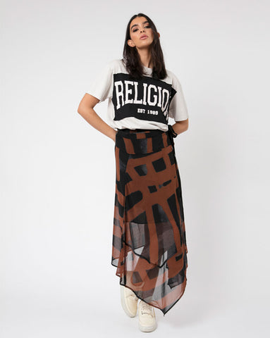 Religion Clothing Titan Maxi Skirt